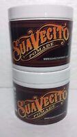 2 Pack Suavecito Pomade Regular Net Wt 4 Oz Each Made In Usa
