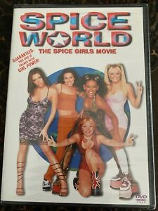 Spice-World-Dvd-New-Billingual-english-French-Spanish