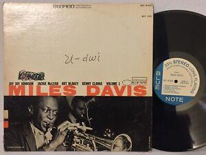 Miles-Davis-Vol-1-EX-BLUE-NOTE-LIBERTY-Jackie-McLean-Art-Blakey-J-J-Johnson