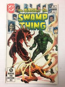 The-Saga-of-Swamp-Thing-4-Comic-Book-DC-1982