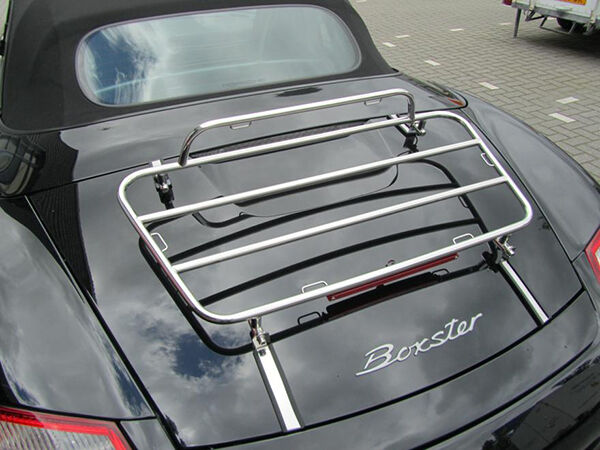 Porsche Boxster 987 Luggage Rack New