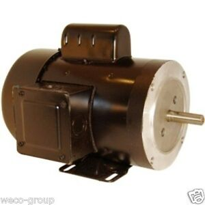 B889 3 4 hp 3600 rpm new ao smith electric motor ebay for Ao smith electric motors
