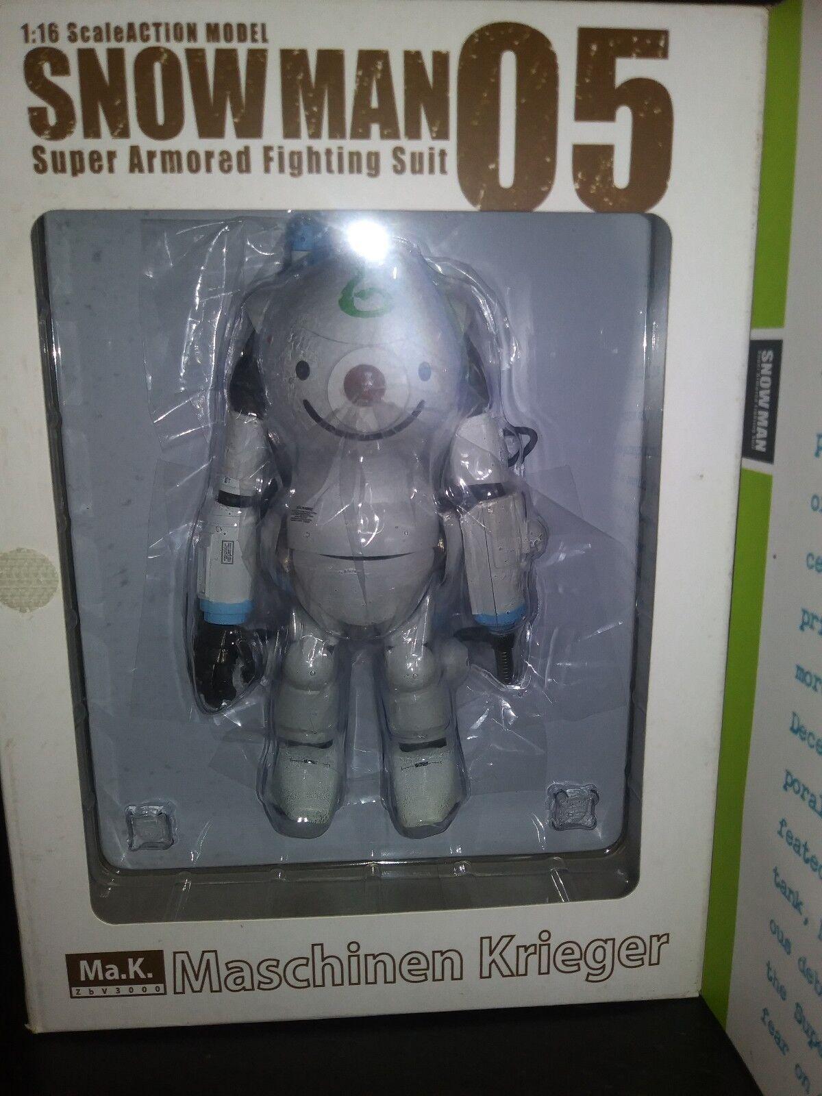 Snowman 05 Super Super Super Armored Fighting Suit b3ead2