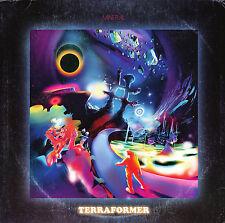 Terraformer - Mineral LP pelican, isis, omega massif, lento - Orange Crush Vinyl