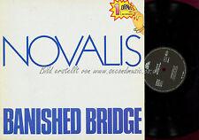 LP--NOVALIS BANISHED BRIDGE // 0060405 GERMANY BRAIN