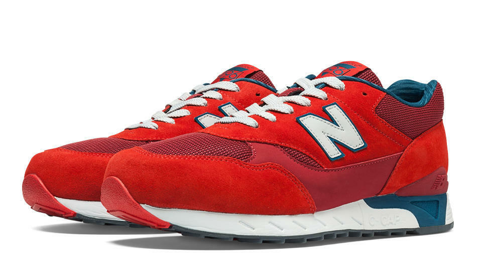 New New New Balance CM496CPR Elite Edition Lifestyle Premium Velocity Red *Brand New* 7c17a2
