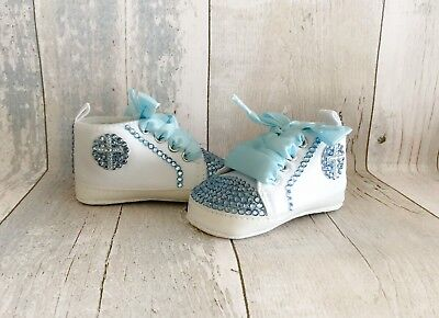 2019 Latest Design Baby Christening Shoes. Baby Boy. Baby Girl. Embellished Bootie. 0-12 Months