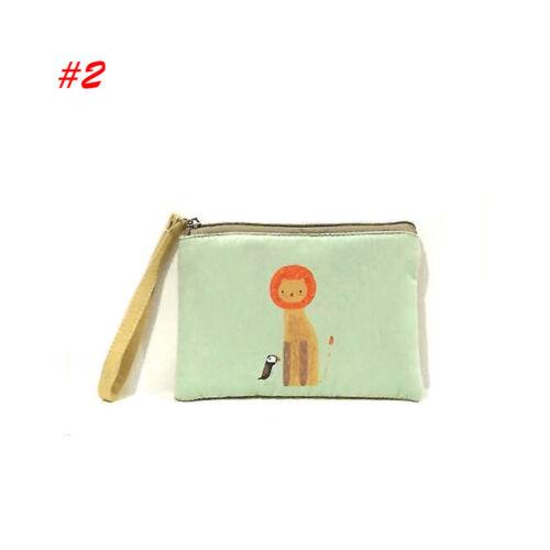 Cute Women Coin Purse Small Clutch Wallet Key Card Holder Bag Mini Pouch Handbag