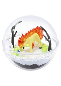 Re-ment-Pokemon-Terrarium-Pokeball-Collection-5-Ponyta-Ship-in-Cardboard-BOX