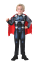 Ragazzi Thor Deluxe Costume Marvel The Avengers Supereroe Bambino Per Bambini Costume
