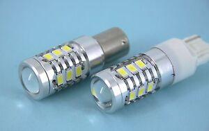 Nissan-Xtrail-T31-Hi-Power-Xenon-White-Cree-LED-Reverse-Tail-Light-Bulb-Globe