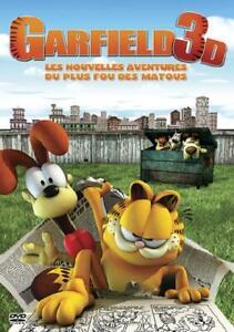 Garfield-3D-DVD-Nuevo-en-Blister