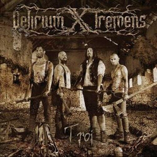 Delirium Tremens X-Digipak CD-Troi