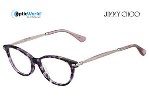 d3e414d984 JIMMY CHOO - JC153 Designer Spectacle Frames with Case (All Colours ...
