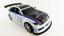 SALE 1-10 RC 4WD Drift Rally Snow White Replica BMW M Sport M3 DTM Skidding Race