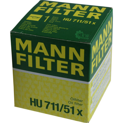 Mann-Filter paquete Land Rover Range evoque LV 2.2 ed4 td4 discovery Sport LC D