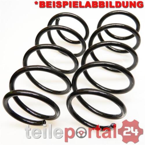 2x MAPCO Fahrwerksfeder Satz Set VORNE für Opel Combo 1.3 1.7 Diesel NEU