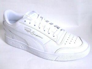 Puma-Ralph-Sampson-LO-Da-Uomo-Scarpe-Sneaker-UK-8-370846-08