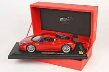 BBR 2014 Ferrari 458 Challenge EVO Rosso Corsa 322 1:18 LE 100pcs P1890RED*New!