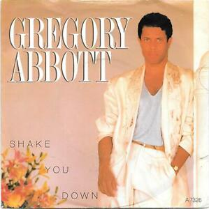 Gregory-Abbott-Shake-You-Down-7-034-Record-Single