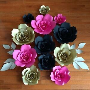 Details About Sale Kate Spade Paper Flowers For Wall Decor Backdrops