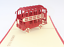 New-3D-PopUp-Greeting-Card-London-bus-Birthday-Thanksgiving-Christmas-Occasion23 thumbnail 1