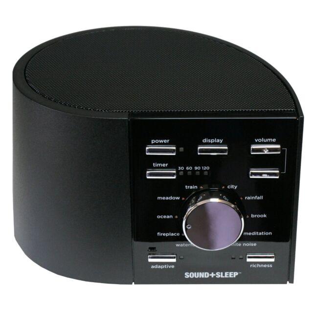Ecotones Sound and Sleep Machine, Model ASM1002