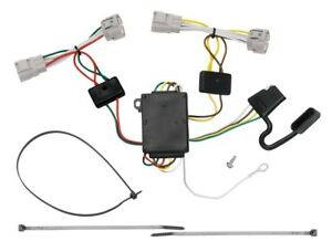 Phenomenal Trailer Wiring Harness Kit For 09 15 Toyota Tacoma 93 98 T100 08 12 Wiring Digital Resources Bemuashebarightsorg