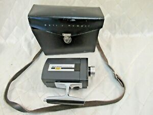 Bell-amp-Howell-8429-Autoload-Optronic-Eye-Super-8-Video-Camera-w-Case-1966-Japan