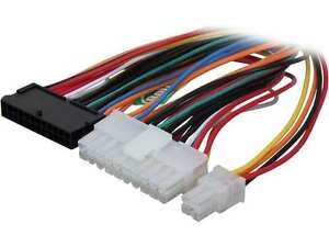 Athena-Power-CABLE-M24ATX204-MINI-HP-24pin-to-Standard-20-4pin-Power-Adapter