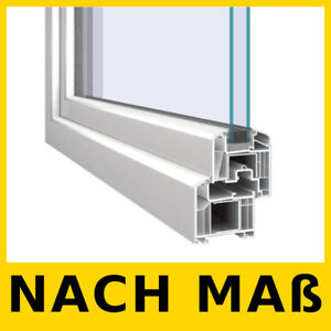 fenster kunststoffenster inoutic dreh kipp energiesparend isolierglas nach ma ebay. Black Bedroom Furniture Sets. Home Design Ideas