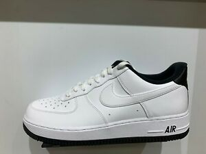 Details about Nike Air Force 1 Low White Black Men Size 8-13 DS NEW  CD0884-100