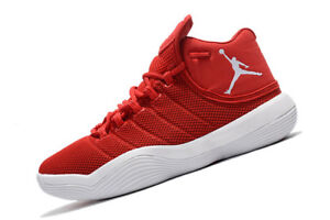 878749e49a7f air jordan Super. Fly 2017 TB Basket Ball RED US MENS SHOE SIZES ...