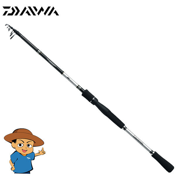 Daiwa CROSSBEAT 764TULFS Ultra Light 7'6  fishing spinning rod pole from Japan