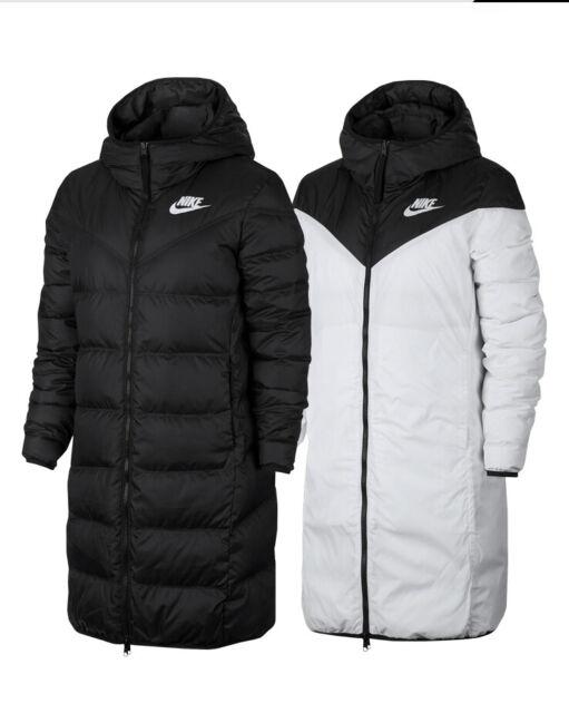 Nike Sportswear WMNS Down Fill Parka (Black)