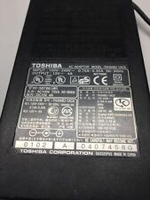 Genuine Toshiba PA3048U-1ACA Notebook AC Power Adapter 15V 4A