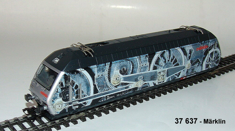37637   Elettrico Locomotiva SVIZZERO COLLECTION   NUOVO in scatola