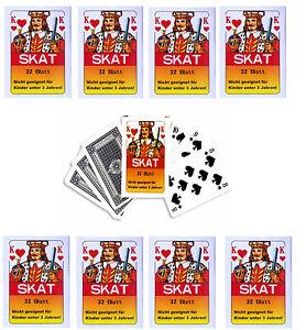 Skatspiel 32 Karten