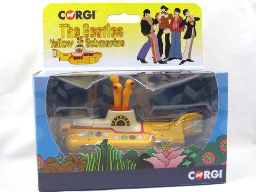 CORGI CC05401 THE BEATLES Yellow Submarine ca 1//36 neu OVP