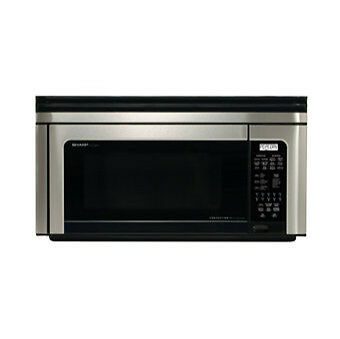 sharp r 1880ls over the range microwave convection oven
