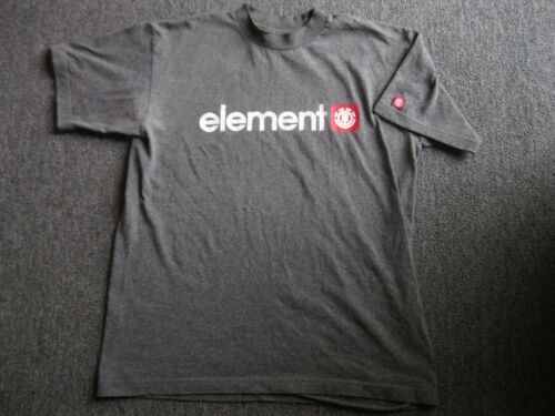 Vintage 2003 Element Tree Logo Shirt Skateboard Ba