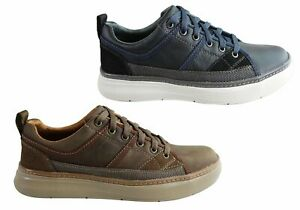 NEW-SKECHERS-MENS-MORENO-PENCE-COMFORTABLE-MEMORY-FOAM-LACE-UP-SHOES