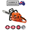 Echo-Chainsaw-CS310ES-30-5cc-14-039-039-Bar-5-Years-Warranty-Made-In-Japan-Pro-Saw thumbnail 1