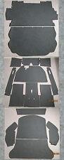 Innenraumteppich Filz Komplettsatz 16-tlg. passend für Vw KÄFER 1302