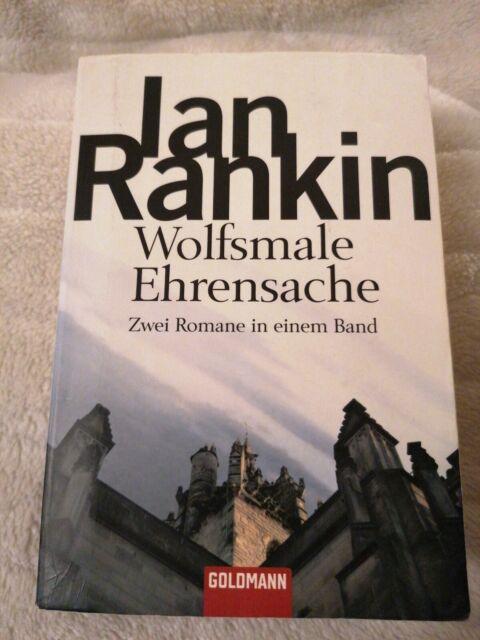 Wolfsmale und Ehrensache von Ian Rankin(Taschenbuch)