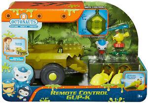 Octonauts DKC07 Remote Control Gup-K Toy