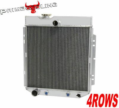 3Row Aluminum Radiator For Ford F100 F150 F250 F350 Bronco Truck V8 1966-1979