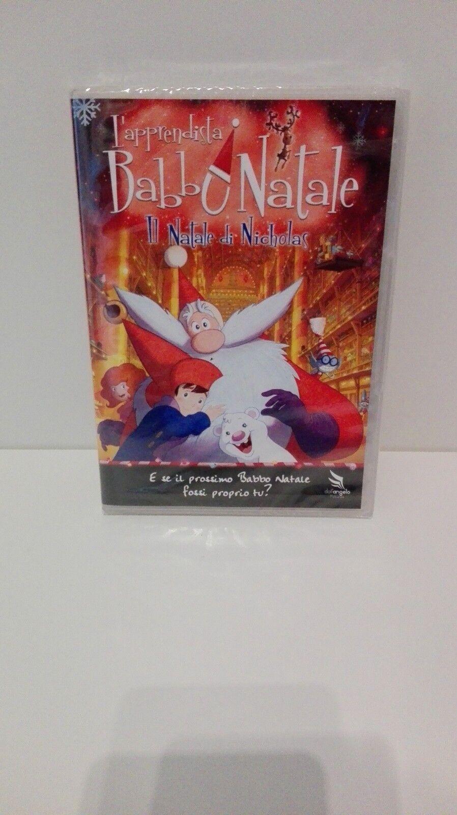 L Apprendista Di Babbo Natale.L Apprendista Di Babbo Natale 2010 Dvd Acquisti Online Su Ebay