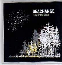 (DE513) Seachange, Lay of the Land - DJ CD