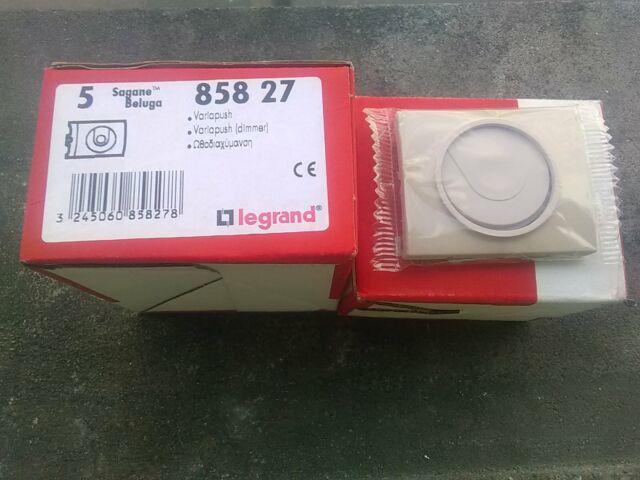 Doigt simple interrupteur ou poussoir Beluga 85800 858 00 SAGANE LEGRAND